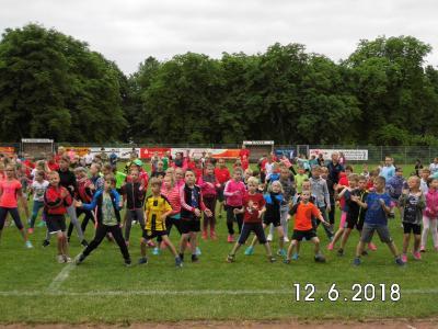 Foto zur Meldung: Sportfest 2018