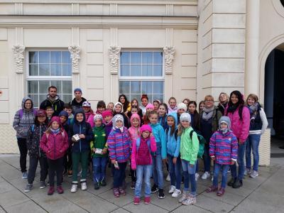 Foto zur Meldung: Ausflug der Turnerkinder in den Freizeitpark Belantis