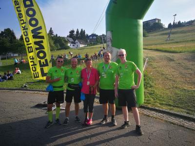 Läuferteam FFW Oberwiesenthal 2018