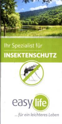 Foto zur Meldung: Ruhig Schlafen - Insektenschutz