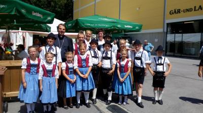 Foto zur Meldung: Jubiläum 400 Jahre Brauerei Hacklberg und 700 Jahre Innstadt Brauerei