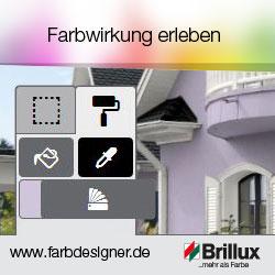 Foto zur Meldung: Werden Sie kreativ und gestalten Sie Ihr Heim mit unserem Farbdesigner