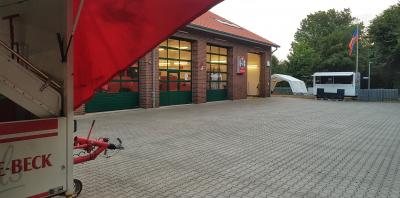 Vorschaubild zur Meldung: Alle Jahre wieder - Tag der offenen Tür der Freiwilligen Feuerwehr Wangerooge