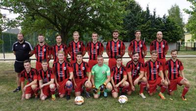 Foto zur Meldung: Fußball: +++Lok-Elf mit Remis im ersten Test+++