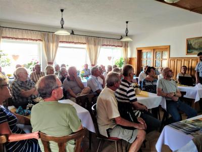 Vortrag zum Oder-Spree-Kanal