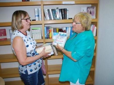 Vorschaubild zur Meldung: Futter für die Leseratten in Eilsleben