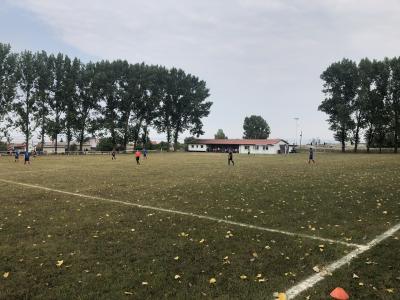Foto zur Meldung: II. Mannschaft qualifiziert sich für Kreis-Pokal
