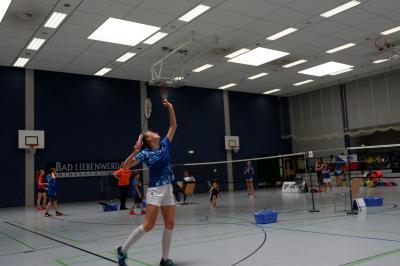 Foto zu Meldung: Internationales Badminton Turnier im Nachwuchsbereich