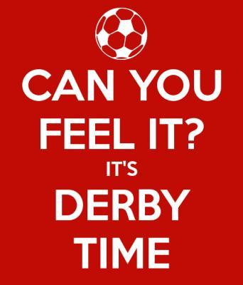 Vorschaubild zur Meldung: Derbytime...