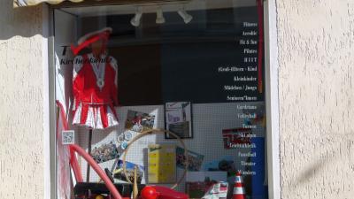 Vorschaubild zur Meldung: TVK Schaufenster im Anwesen Hackenberg
