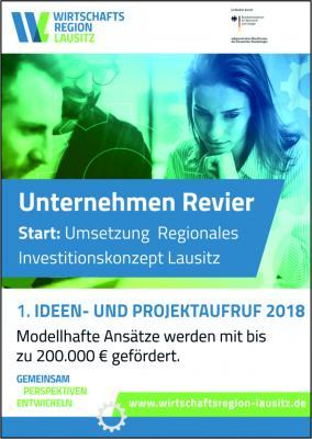 1. Projektaufruf im RIK Lausitz startet