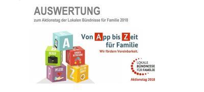Vorschaubild zur Meldung: Urkunde zum Aktionstag der Lokalen Bündnisse für Familie