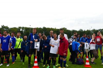 Foto zur Meldung: Tolle Landes-Finalspiele mit Fritz-Walter-Fußballwetter am Kräherwald
