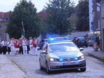 Vorschaubild zur Meldung: Heimat- und Schützenfest OT Hoym