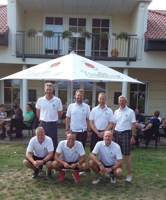 Vorschaubild zur Meldung: Mannschaft des Bremer Golfclub Lesmona sicherte sich Meisterschaft und Aufstieg