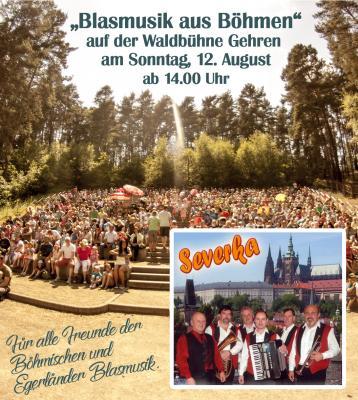 Vorschaubild zur Meldung: Blasmusik aus Böhmen