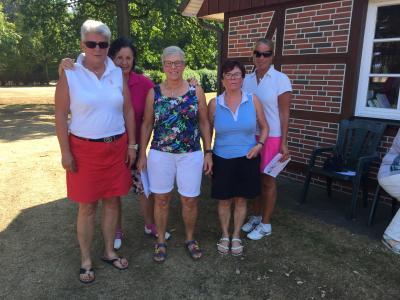 Vorschaubild zur Meldung: Damengolf-Turnier am 07.08.2018