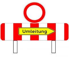 Vorschaubild zur Meldung: Vollsperrung des Bahnübergangs der K 6238