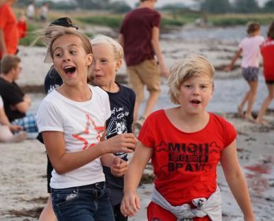 Vorschaubild zur Meldung: Ostsee-Freizeitlager Tagebuch Mittwoch