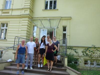 Foto zur Meldung: Abschied von Silvia