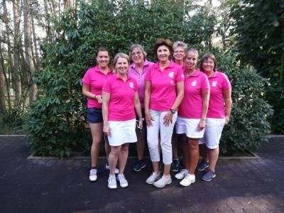 Damenmannschaft in Worpswede