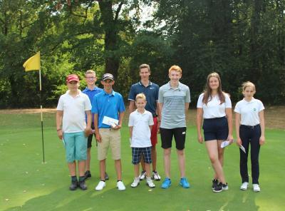 Vorschaubild zur Meldung: Jugendcup Bremen und Umzu im Bremer Golfclub Lesmona