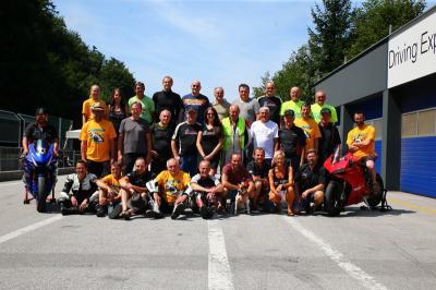 """Foto zur Meldung: Das MRC Motorradtraining am Salzburgring ist immer ein """"Event"""""""