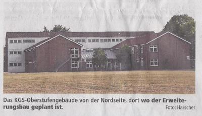 Zevener Zeitung 10.08.2018 Bericht von Saskia Harscher