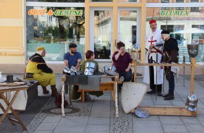 Foto zur Meldung: 6. Vereinsmeile in Heidenau