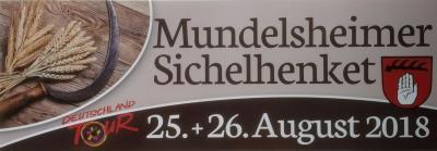 Vorschaubild zur Meldung: Einladung zur Mundelsheimer Sichelhenket