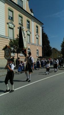Foto zur Meldung: Volksfestzug Vilshofen