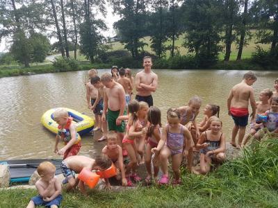 Foto zur Meldung: Ferienprogramm Gemeinde Prackenbach