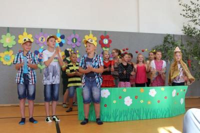 Vorschaubild zur Meldung: Hurra – die neuen Schulkinder sind da!