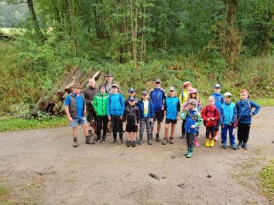 Foto zur Meldung: Ferienprogramm in der Gemeinde Prackenbach