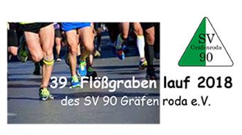 Foto zur Meldung: Ausschreibung zum 39. Flößgrabenlauf