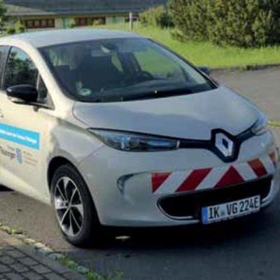 Foto zur Meldung: Mobilität in der Gemeinde Geratal