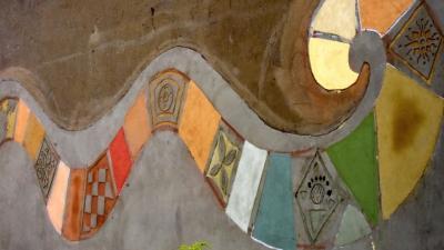 Vorschaubild zur Meldung: Es kommt Farbe an die Wand
