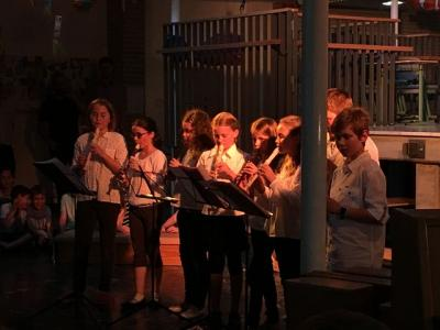 Vorschaubild zur Meldung: Unsere diesjährigen Hausmusikabende - mal wieder großartig!