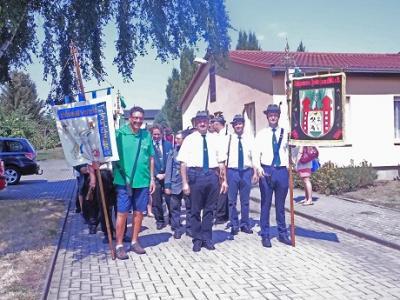 Vorschaubild zur Meldung: Heimat- und Schützenfest OT Friedrichsaue 2018
