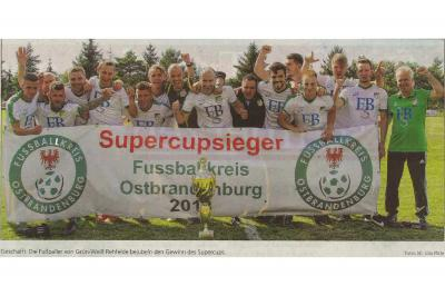Supercupsieger 2018