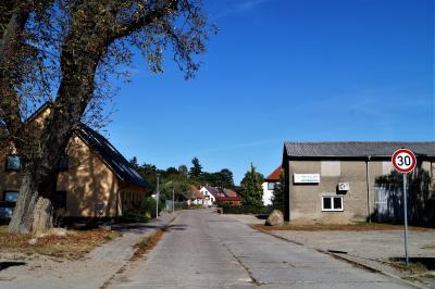 Foto zur Meldung: Warsower Weg 2. BA