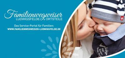 Vorschaubild zur Meldung: Familienwegweiser Ludwigsfelde & Ortsteile