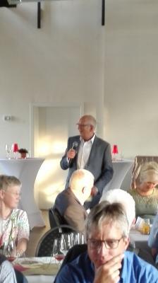 Vorschaubild zur Meldung: 60. Geburtstag von Josef Klein