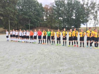 Foto zur Meldung: Männer, A- und E-Junioren gewinnen ihre Auftaktspiele 2018/19
