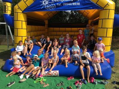 Foto zu Meldung: Ferienprogramm bei der Gemeinde Prackenbach