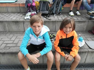 Moritz und Anton