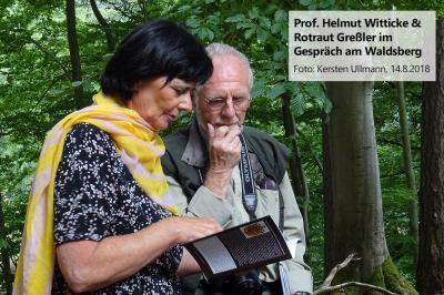 Foto zur Meldung: Und noch einmal Gedanken und Gedenken zu Forstmeister Johann Heinrich Moritz Winter