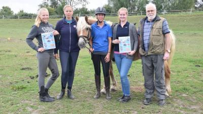 Vorschaubild zur Meldung: Pferdefest mit Vorführungen und Reiterflohmarkt