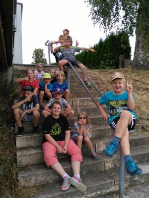 Foto zur Meldung: Kinder -Ferienaktion