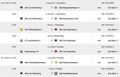 Foto zur Meldung: Fußball:  +++Lok-Elf nach Lauchhammer, Zweite muss an die Steigemühle+++